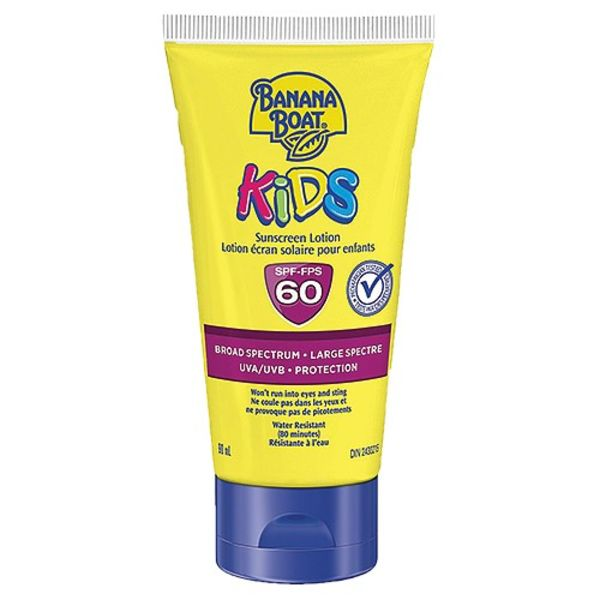 BANANA BOAT BANANA BOAT KIDS SPF60 LOTION 90mL (B07049)
