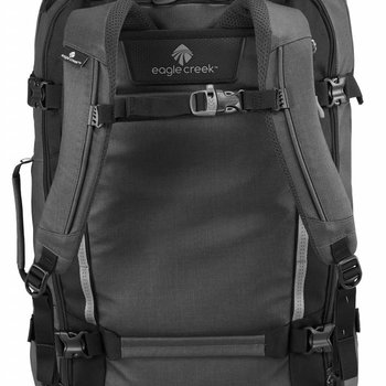 EAGLE CREEK GEAR HAULER BACKPACK (EC0A34PC199) ASPHALT BLACK