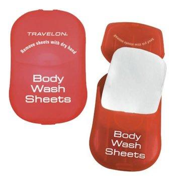 TRAVELON BODY WASH SHEETS (02095)