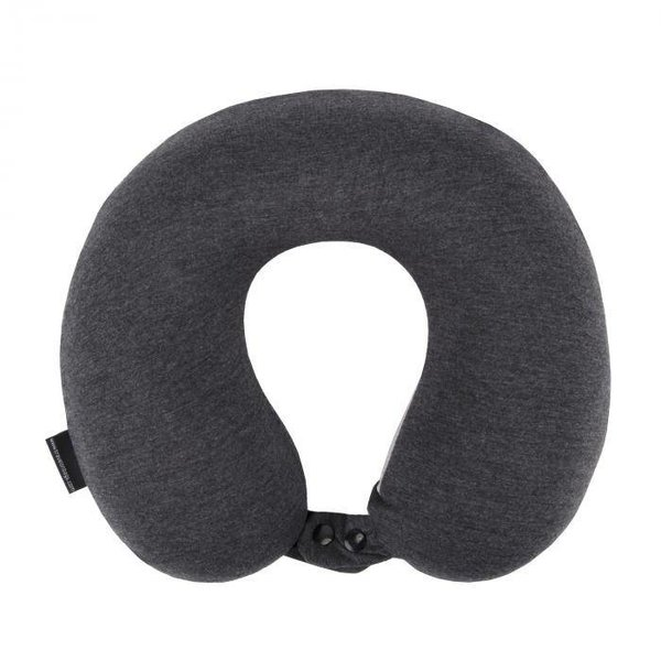 TRAVELON COOLING GEL NECK PILLOW CHARCOAL (13359)