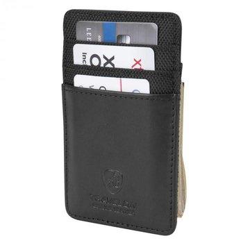 TRAVELON RFID BLOCKING ACCENT MONEY CLIP WALLET (82867)