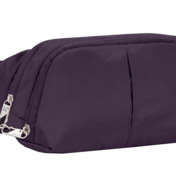 TRAVELON ANTI-THEFT LIGHT SLIM WAIST PACK (42858)