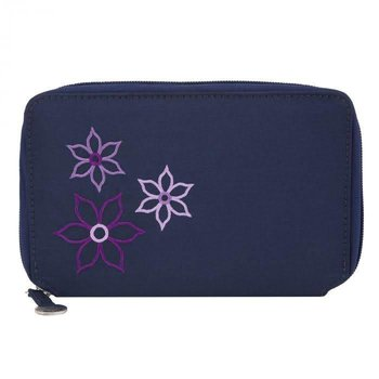 TRAVELON RFID BLOCKING BOUQUET FAMILY PASSPORT CASE (23333)