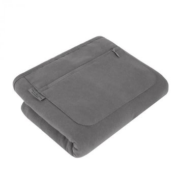 TRAVELON TRAVEL SCARF/BLANET WITH RFID POCKET (43182)