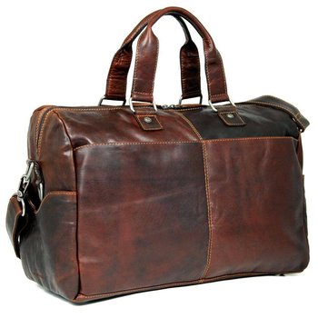 Jack Georges VOYAGER CABIN BAG, BROWN (7318)