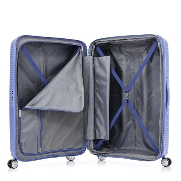 AMERICAN TOURISTER CURIO SPINNER LARGE EXPANDABLE