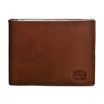 MANCINI RFID SLIM BILLFOLD WITH TOP END FLAP