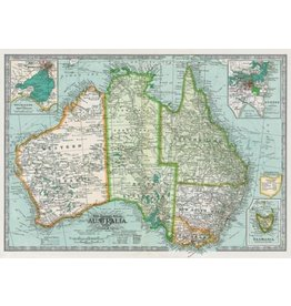 World map poster gift and homewares online shop based in townsville australia map poster gumiabroncs Gallery