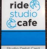 Ride Studio Cafe Ride Studio Cafe Gift Card - $250