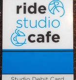 Ride Studio Cafe Ride Studio Cafe Gift Card - $25