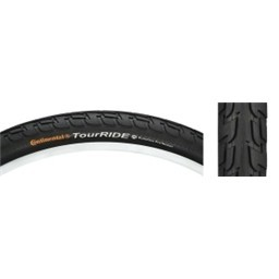 Continental Continental Tour Ride Tire 700 Black