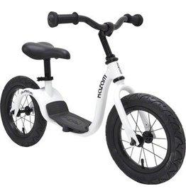KaZAM v2a Balance Bike: Pearl White