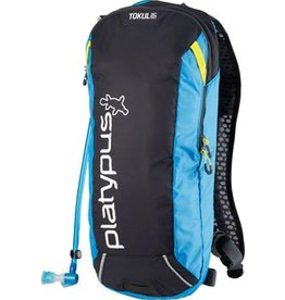 Platypus Tokul X.C. 5.0 Hydration Pack: Shock Blue