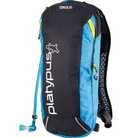 Platypus Tokul X.C. 5.0 Hydration Pack: Shock Blue
