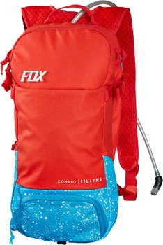 Fox Racing Convoy Hydration Pack Red