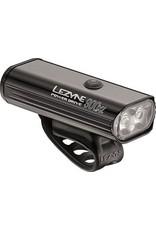 Lezyne Power Drive 900XL, 900 Lumen USB Rechargeable Headlight: Silver