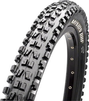 Maxxis Maxxis Minion DHF 26 x 2.50 Tire, Folding, 60tpi, Single Compound, EXO