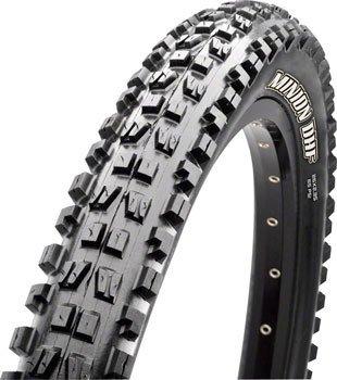 Maxxis Maxxis Minion DHF 26 x 2.70 Tire, Steel, 60tpi, Super Tacky