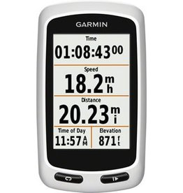 Garmin Garmin GPS Cycling Computer Edge Touring: White