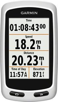 Garmin Garmin GPS Cycling Computer Edge Touring: White