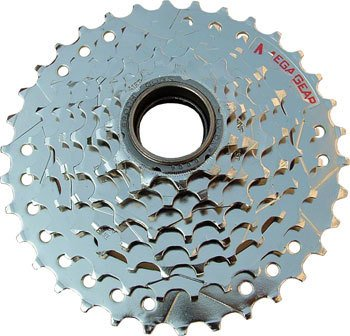 DNP Epoch Freewheel: 8 Speed 11-34T Nickel Plated