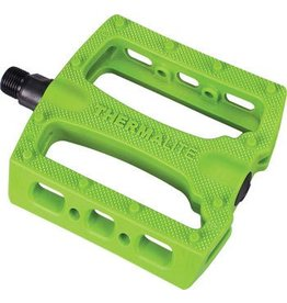 Stolen Thermalite 9/16 Pedals Gang Green