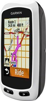 Garmin Garmin GPS Cycling Computer Edge Touring Plus: White