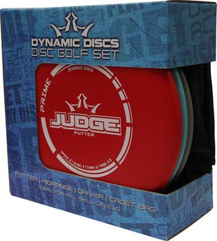 Dynamic Discs Dynamic Discs Prime Starter Disc Golf Set With Bag Only