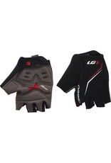 Louis Garneau Louis Garneau Blast Men's Glove: Black/Red SM