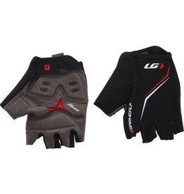 Louis Garneau Louis Garneau Blast Men's Glove: Black/Red SM