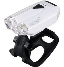 Infini Lava USB Rechargeable Headlight: White