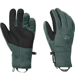 Outdoor Research Gripper Gloves: Foliage, SM