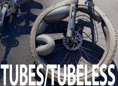 Tubes/Tubeless
