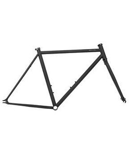 FIX8 54cm Fixed Gear/Single Speed Frame and Fork with Headset