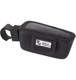Wolf Tooth Components Mountain BarBag, Right, Black
