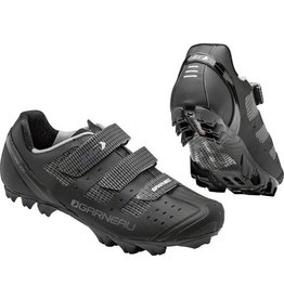 Louis Garneau Louis Garneau Graphite Men's MTB Shoe: Black 44.5