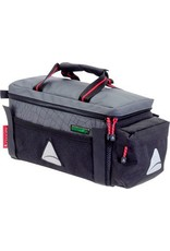 Axiom Axiom Seymour Oceanweave P9 Trunk Bag: Gray/Black