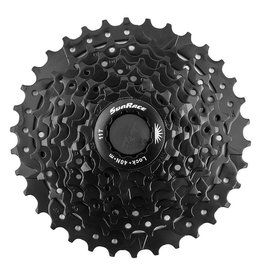 SunRace Sunrace  CSM55 11-34 8 Speed Black or Silver Cassette
