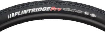 Kenda Kenda Flintridge Pro Gravel Tire: 700 x 35 DTC KSCT 120 TPI Folding Bead Black