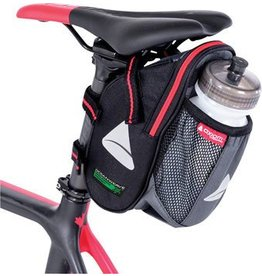 Axiom Axiom Seymour Oceanweave Wedge 1.3 H2O Saddle Bag: Black