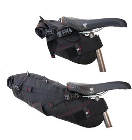 Revelate Designs Revelate Designs Pika Black Seat Bag