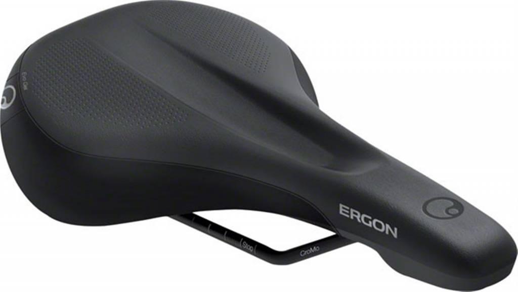 Ergon Ergon SFC3-S Comp Gel Saddle: Small, Black