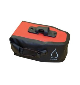 Serfas Serfas Monsoon Waterproof Bag LG Red