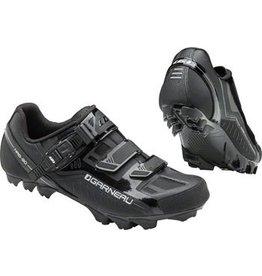 Louis Garneau Louis Garneau Slate Men's MTB Shoe: Black 45