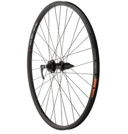 "Quality Wheels Mountain Disc Rear Wheel 29"" 135mm QR SRAM 406 6-bolt / WTB FX23 Black 32h"