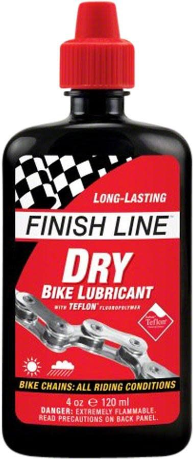Finish Line DRY Lube, 4oz Drip