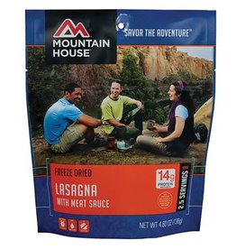Mountain House Mountain House Lasagna w/Meat Sauce Camping Meal
