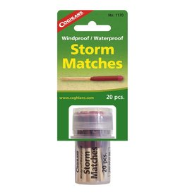 Coghlan's Coghlan's Wind/Waterproof Storm Matches (Qty 20)