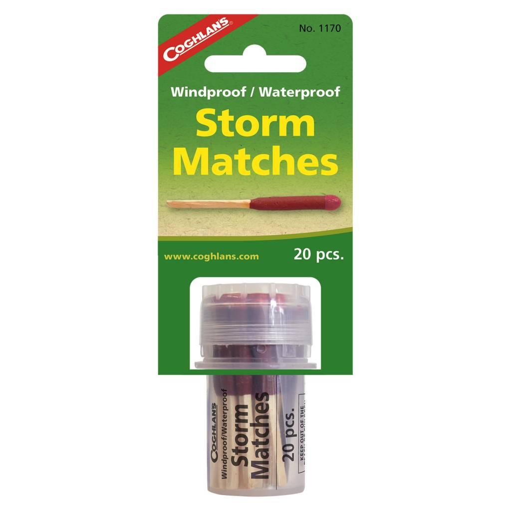 Coghlan's Coghlan's Wind/Waterproof Storm Matches (Qty 20)