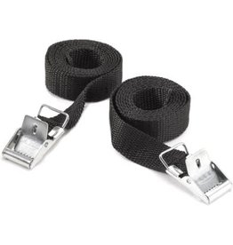 "Coghlan's Coghlan's Arno Straps/Oversized 3/4""L 48""W Toe Cage Style Straps"